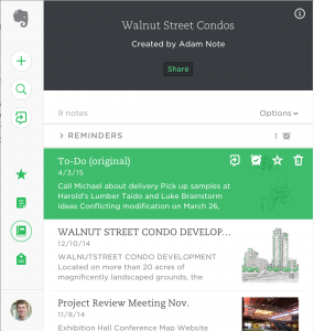 Evernote - Changes in pricing plans